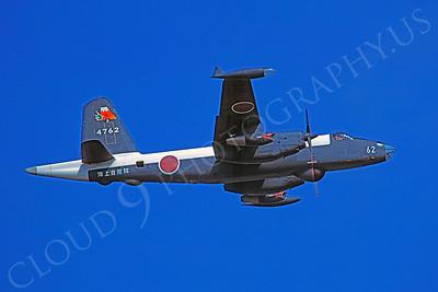 P-2Forg 00004 Kawasaki P-2J Neptune JSDF 18 April 1979 by S Otaki