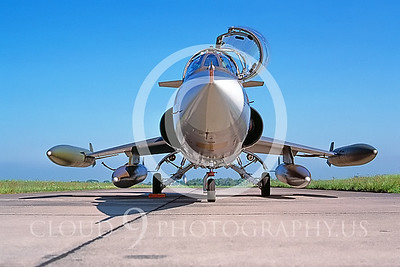 F-104FORG 00003 Lockheed F-104 Starfighter German Air Force 1982 by Wilfried Zetsche