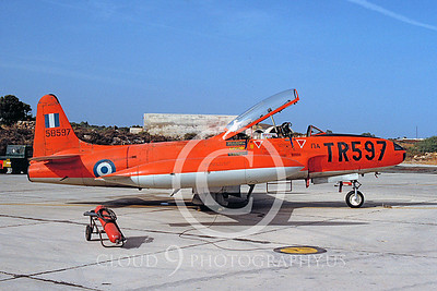 T-33Forg 00005 Lockheed T-33 Shooting Star Hellenic Air Force Oct 1992 via AASS