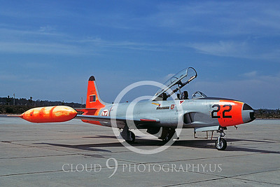 T-33Forg 00019 Lockheed T-33 Shooting Star Portuguese Air Force Oct 1981 via AASS