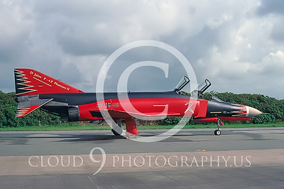 EE-F-4FORG 00018 F-4F German Air Force Aug 1999 by Wilfried Zetsche from AirDOC Collection