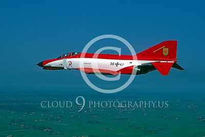 EE-F-4FORG 00028 F-4F German Air Force May 1984 by Wilfried Zetsche from AirDOC Collection