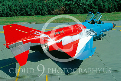 EE-F-4FORG 00007 F-4F German Air Force Aug 1996 by Wilfried Zetsche from AirDOC Collection