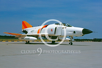 EE-F-4FORG 00005 McDonnell Douglas RF-4C Phantom II German Air Force July 1984 via AASS