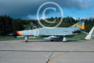 EE-F-4FORG 00026 F-4F German Air Force Aug 1999 by Wilfried Zetsche from AirDOC Collection