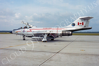 F-101BForg 00003 McDonnell F-101B Voodoo Canadian Armed Forces 101064 Tyndall AFB by Peter J Mancus