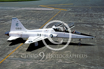 T-38Forg 00007 Northrop T-38Talon Twainese [Free] Chinese Air Force Aug 1996 via AASS