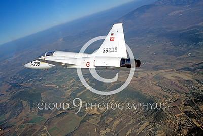 T-38Forg 00002 Northrop T-38 Talon Turkish Air Force by Soner Capoglu