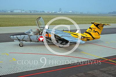 TMM-SAAB 105 00001 SAAB 105 Austrian Air Force March 1993 via African Aviation Slide Service