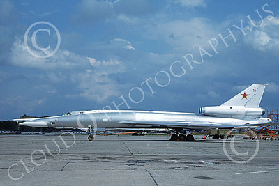 Tupolev Tu-22 Blinder 00001 A static Soviet Air Force Tupolev Tu-22 Blinder strategic bomber 5-1989, by Wilfried Zetsche