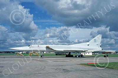 Tupolev Tu-22M Backfire 00007 A static Ukranian Air Force Tupolev Tu-22M Backfire strategic bomber 7-1998, by Hans Jerger