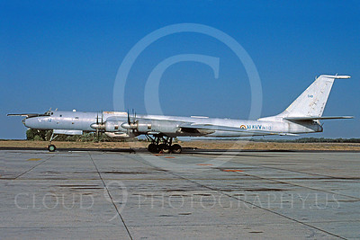 Tupolev Tu-95 Bear 00001 Tupolev Tu-95 Bear Indian Navy IN312 by B Luttjohann via African Aviation Slide Service