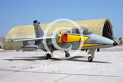 EE-AMX International 00001 AMX International AMX Italian Air Force June 1993 by Achille Vigna via AASS