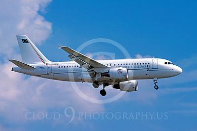 Airbus A320 00002 Airbus A320 Italian Air Force by Raymond Bosselaar