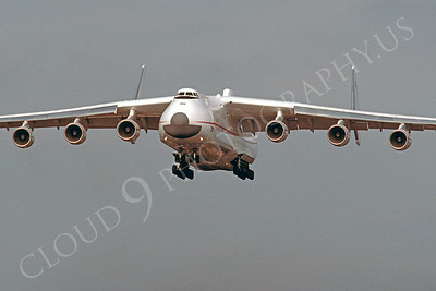 An-225 00002 Antonov An-225 Mriya Cossack by Peter J Mancus