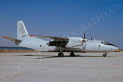 Antonov An-26 Curl 00003 Antonov An-26 Curl Hungarian Air Force 407 via African Aviation Slide Service