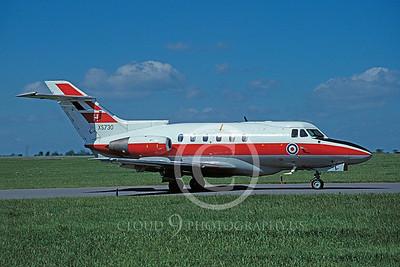 BAE 125 00001 BAE 125 British RAF XS730 17 June 1997 by Clive Moggoridge