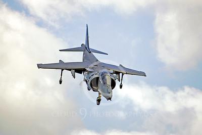 BAE Harrier 00024 BAE Harrier British RAF by Paul Ridgway