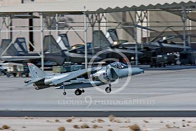 BAE Harrier 00038 BAE Harrier British RAF ZD435 by Peter J Mancus