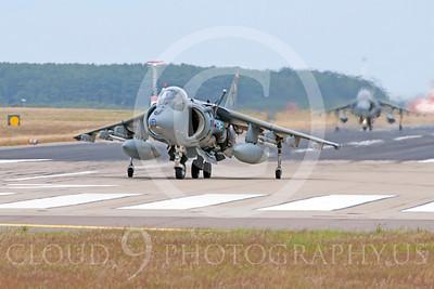 BAE Harrier 00029 BAE Harrier British RAF by Alasdair MacPhail