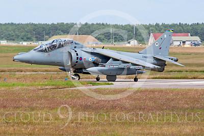 BAE Harrier 00027 BAE Harrier British RAF ZH663 by Alasdair MacPhail