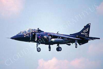 BAE Harrier 00006 BAE Harrier British Royal Navy ZD990 by Wilfried Zetsche