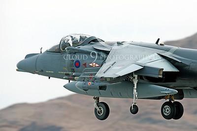 BAE Harrier 00034 BAE Harrier British RAF by Peter J Mancus