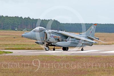 BAE Harrier 00017 BAE Harrier British RAF ZD321 by Alasdair MacPhail