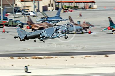 BAE Harrier 00032 BAE Harrier British RAF ZD463 by Peter J Mancus