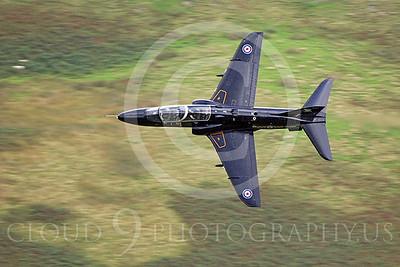 BAE Hawk 00046 British RAF Hawk by Alasdair MacPhail