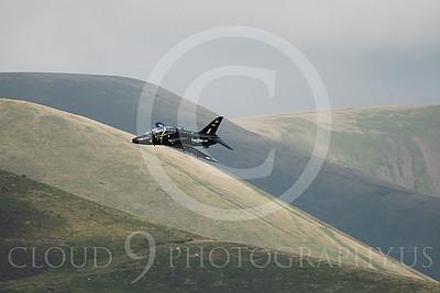 BAE Hawk 00062 British RAF Hawk XX231 by Alasdair MacPhail