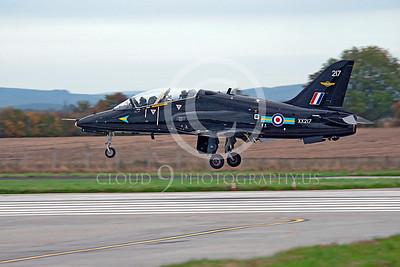 BAE Hawk 00060 BAE Hawk British RAF XX217 by Alasdair MacPhail