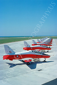 BAE Hawk 00007 BAE Hawk British RAF XX161 May 1977 via African Aviation Slide Service