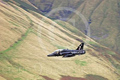 BAE Hawk 00032 British RAF Hawk XX199 by Alasdair MacPhail