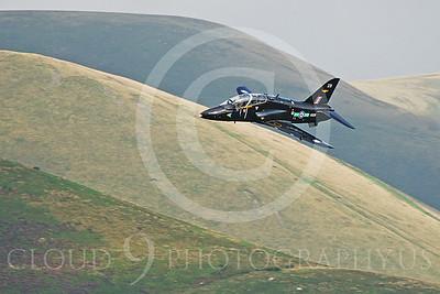 BAE Hawk 00078 British RAF Hawk XX231 by Alasdair MacPhail
