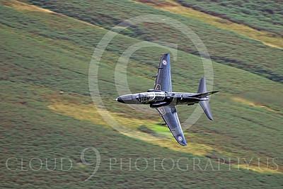 BAE Hawk 00038 British RAF Hawk by Alasdair MacPhail