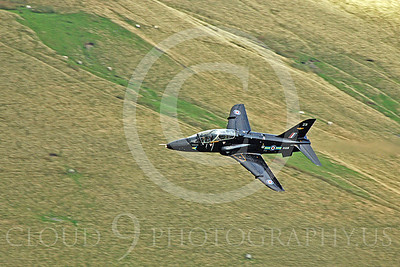 BAE Hawk 00090 British RAF Hawk XX231 by Alasdair MacPhail