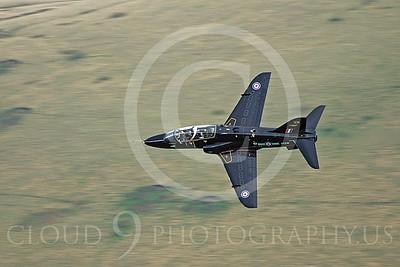 BAE Hawk 00110 British RAF Hawk XX231 by Alasdair MacPhail