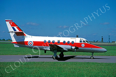 BAE Jetstream 00001 BAE Jetstream British RAF XX491 16 June 1997 by Wilfried Zetsche