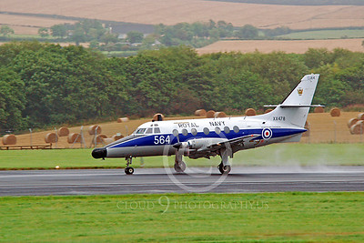 Jetstream 00055 BAC Jetstream T2 British Royal Navy XX478 by Alasdair MacPhail