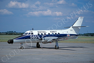 BAE Jet Stream 00005 BAE Jet Stream British Royal Navy ZA111 by Clive Moggoridge