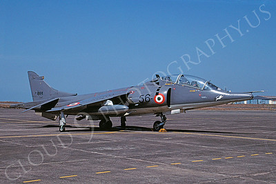 BAE Sea Harrier 00003 BAE Sea Harrier Indian Air Force March 2005 via African Aviation Slide Service