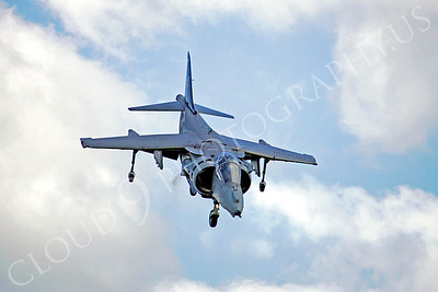 BAE Systems Sea Harrier 00016 BAE Systems Sea Harrier FA2 British RAF by Paul Ridgway