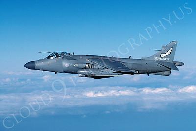 BAE Systems Sea Harrier FA2 00008 BAE Systems Sea Harrier FA2 British Royal Navy October 2003 via African Aviation Slide Service