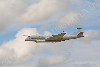 BAE Systems Nimrod 00042 BAE Systems Nimrod British RAF ZJ518  by Peter J Mancus