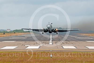 BAC VC10 00022 BAC VC10 British RAF aircraft picture by Alasdair MacPhail