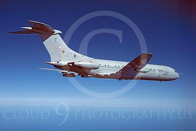 BAC VC10 00008 BAC VC10 British RAF ZA144 via African Aviation Slide Service