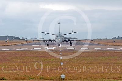 BAC VC10 00021 BAC VC10 British RAF by Alasdair MacPhail