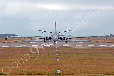 BAC VC10 00005 BAC VC10 British RAF by Alasdair MacPhail