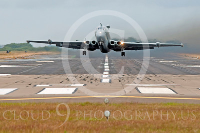 BAC VC10 00040 BAC VC10 British RAF aircraft picture by Alasdair MacPhail